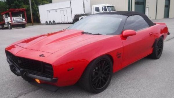 Would You Buy This 2002 Camaro Z/28 With Vintage Mods?