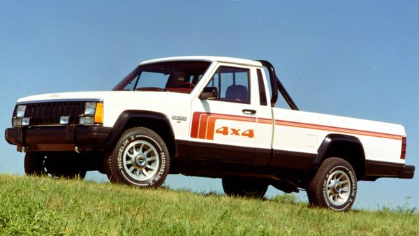 Reminisce With A Jeep Comanche Retro Review
