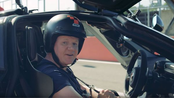 Gordon Ramsay's Car Collection Is Wickedly Good