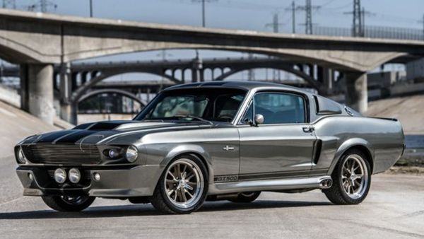 Genuine Movie Eleanor Mustang Up For Grabs