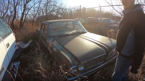 Check Out These Pontiac Field Finds