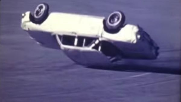 Watch Chevy Corvair Vintage Handling Test Footage