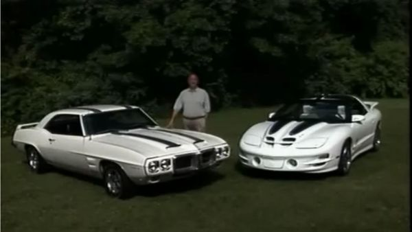 See How 1969 And 1999 Trans Ams Stack Up