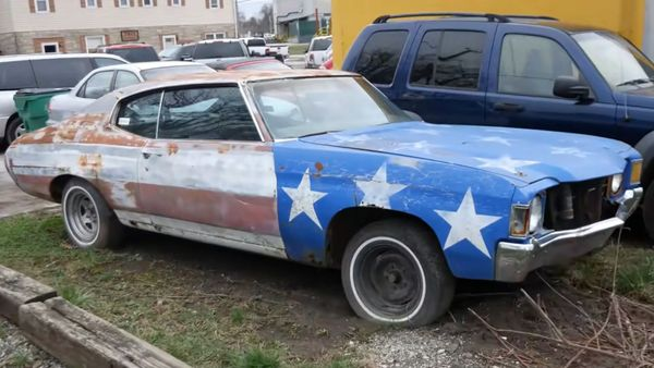 See What Resurrecting A Dead 1972 Chevelle Takes