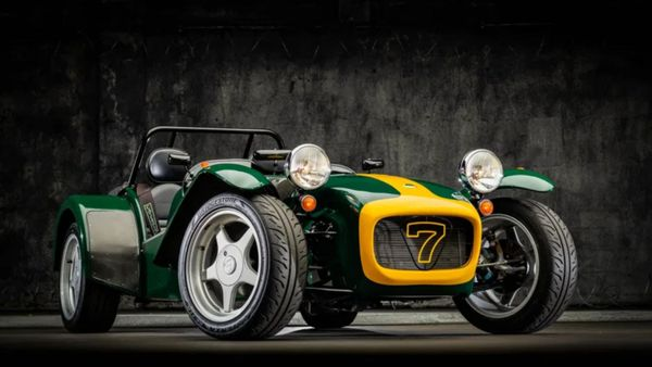 Lotus Super Seven Packs Extra Power