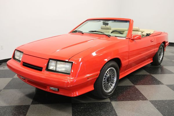 One of a Kind: 1985 Mercury Capri ASC McLaren