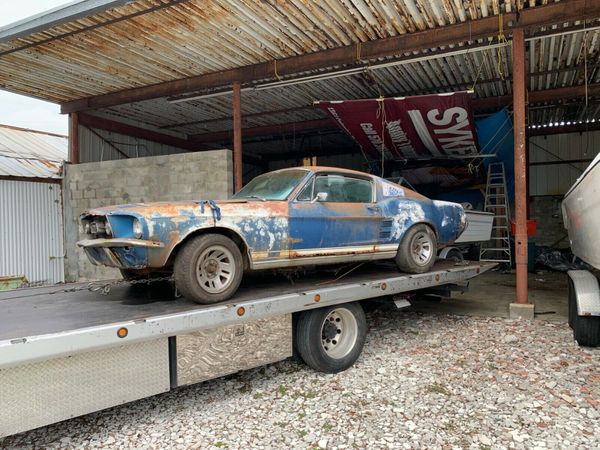 Rock or Restore: 1967 Ford Mustang Fastback
