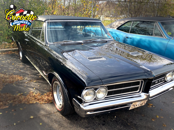 Early Muscle Echo: 1964 Pontiac GTO Tribute