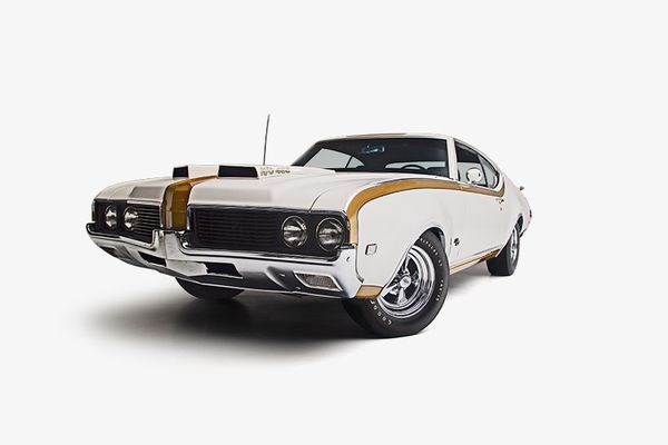 Win This Gorgeous '69 Hurst/Olds 442