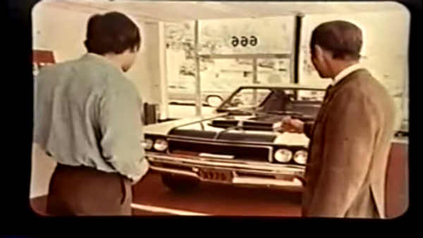 Watch This: 1970 AMC Rebel Machine Sales Training Video