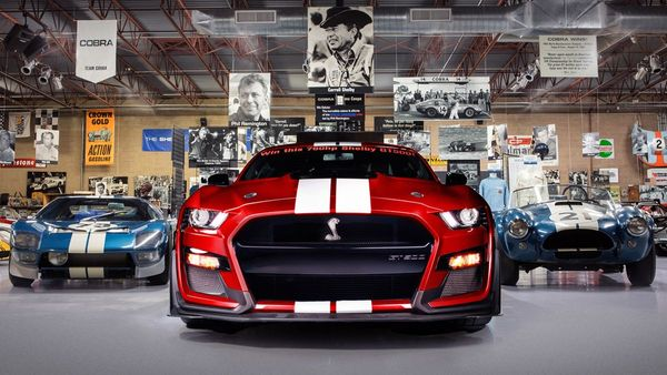 Win This 2021 GT500 And $25K For Being A Motorious Reader