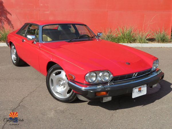 Low-Mileage V12: 1985 Jaguar XJS