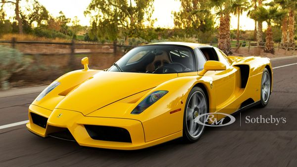 2003 Ferrari Enzo Heads For Arizona Auction