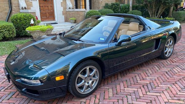 1995 Acura NSX-T Has Only 18K Miles