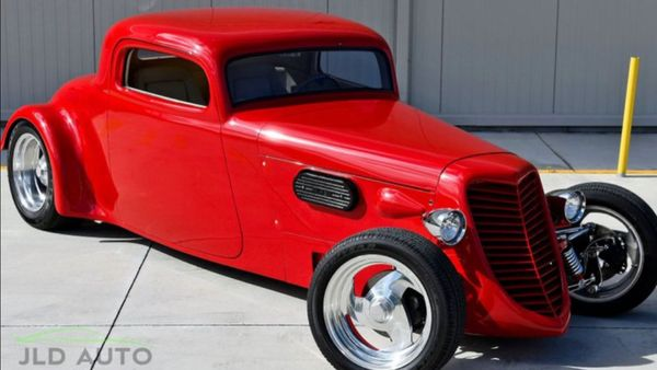 1934 Ford 3-Window Is An Awesome Hotrod