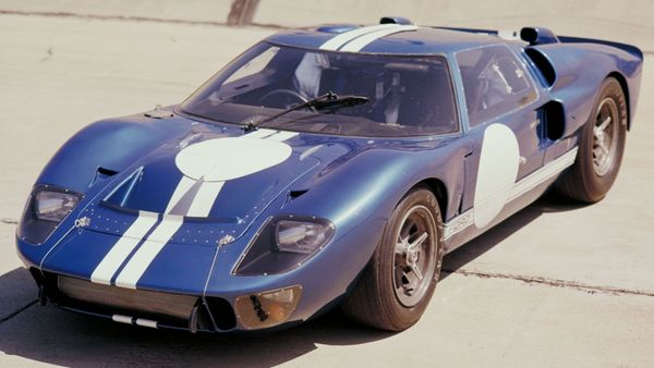Ford GT40 Race Series Coming In 2021