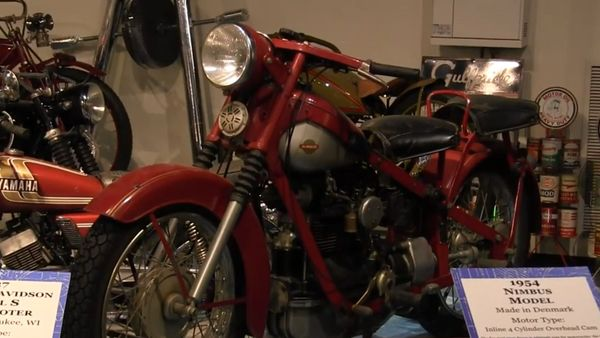 Motorcycle Monday: Annual Vintage Motorcycle Exhibit Moves Forward