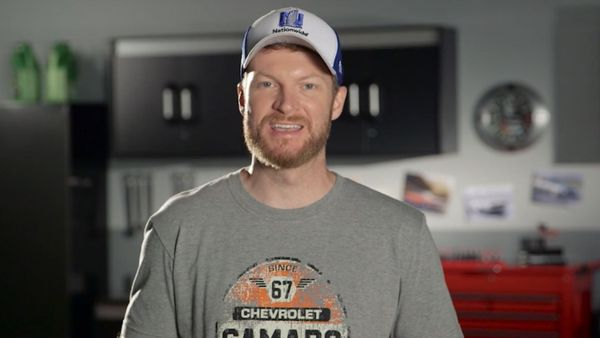 Dale Earnhardt Jr.'s Car Collection Sure Is Impressive
