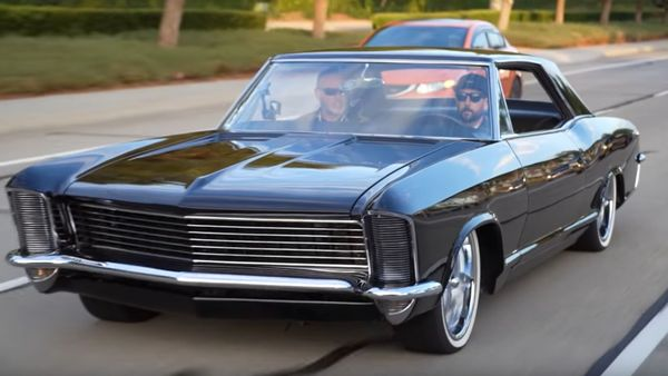 1965 Buick Riviera Goes Low And Slow