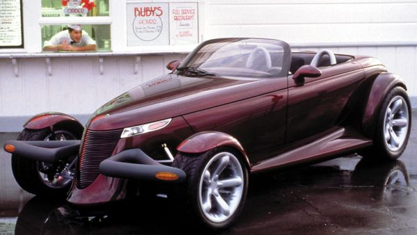 Learn The History Of The Plymouth Prowler