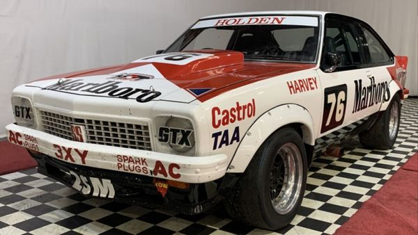 Holden Torana A9X Auctions For Almost $1 Million