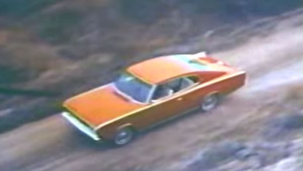 Watch These Old Dodge Charger Commercials