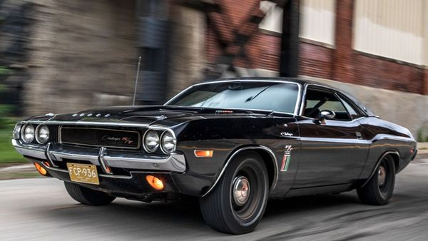 The Black Ghost Is A Mopar Legend