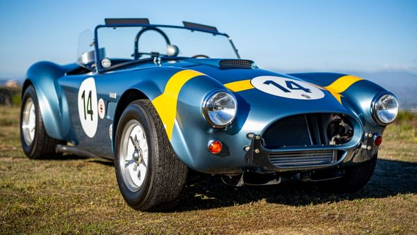Motorious Readers Can Win A 50th Anniversary Shelby 289 FIA Cobra