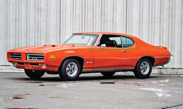 5 Things You Probably Didn't Know About the GTO Judge