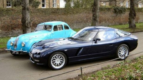 Bristol Cars Returns With American Muscle