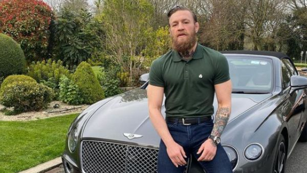 Conor McGregor's Car Collection Is Notorious