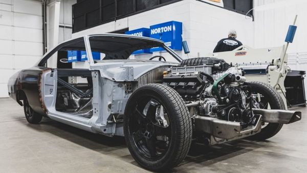 Detroit Speed Is Building A Hellephant Dodge Charger Daytona