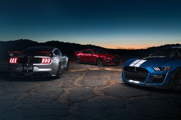 GT500 Carbon Fiber Track Pack Is A Special Edition With A Punch