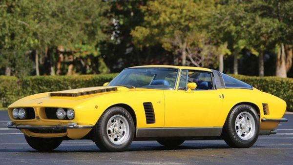 Learn About The Iso Grifo