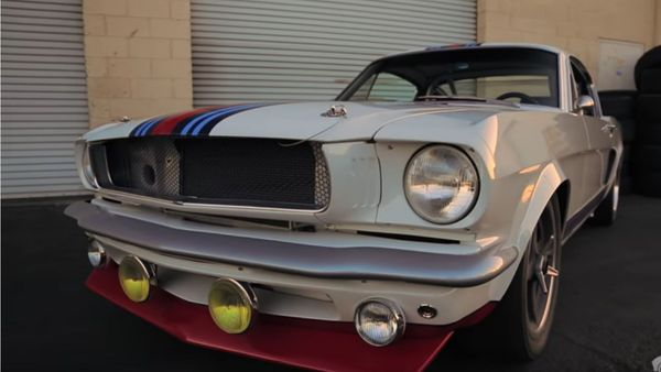This Martini Mustang Is An Automotive Work Of Art