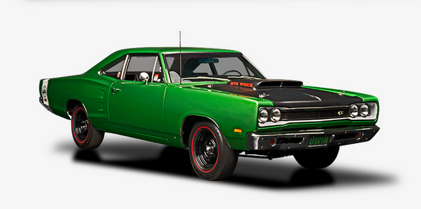 "Motorious Readers, What Are You Waiting For? Enter To Win This 1969-½ ""Lift-Off"" Hood Dodge Super Bee!"