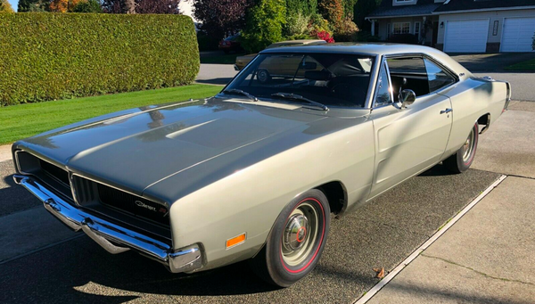 eBay Find: Survivor 1969 Dodge Charger R/T With Only 12K Miles