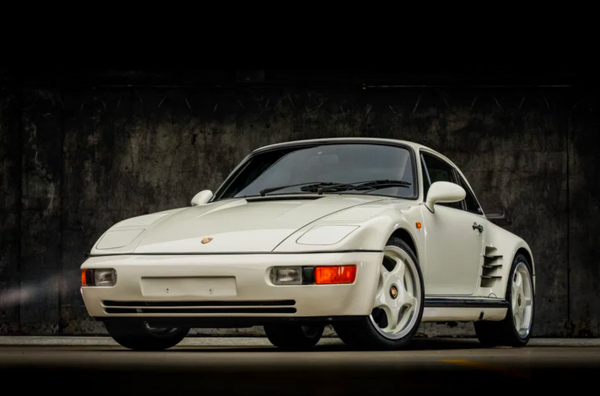 1983 Slant Nose Porsche 911SC Is A Work Of Art