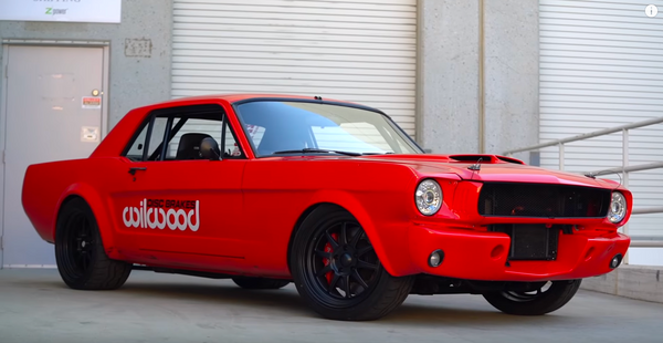 Wilwood Disc Brakes' Mustang Is An Absolute Monster Of A Car