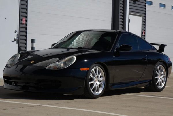 Black On Black Porsche 911 With Factory AeroKit Will Wow