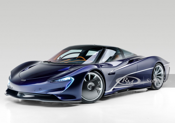 2020 Speedtail Is McLaren's Newest Legend