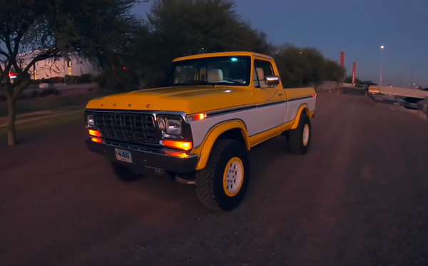 Builders Create A 1979 Ford F-150 Raptor
