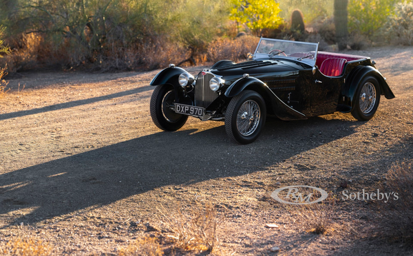 1937 Bugatti Type 57SC Tourer By Corsica Is Very Rare