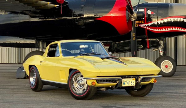 Rarest Of The Rare Corvettes Is Officially For Sale