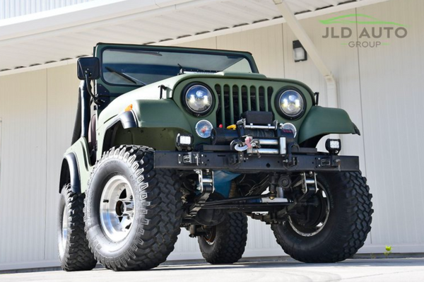 1978 Jeep CJ Is Almost Too Nice To Take Off-Road