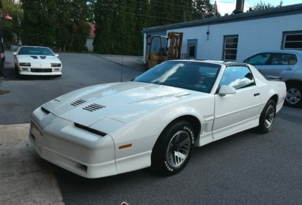 Third-Gen's A Charm With This Trans Am