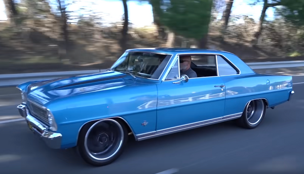 Autotopia Proves That A Well Built Daily Driver Doesn't Have To Be A Restomod