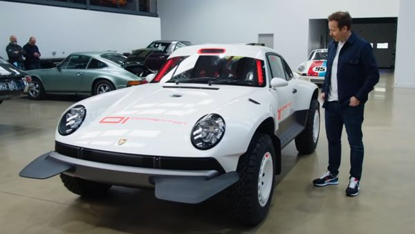 Singer Safari 911 Is A Dream Come True