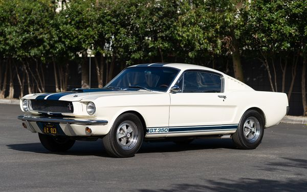 Early Bird Special: 1965 Shelby GT350