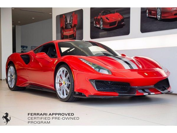 Is The Ferrari 488 Pista A Supercar Or Halo Car?